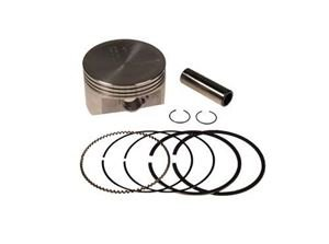 7684 PISTON/RING ASSY-STANDARD-EZGO RXV