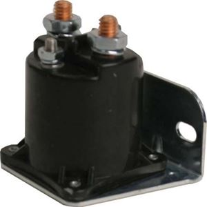 Picture of 1115 Solenoid, 12V 4P, silver EZ G 79-94 Mar
