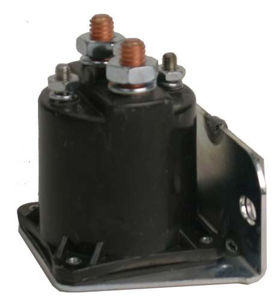 Picture of Back Ordered 1158 Solenoid, 12V 4P, silver YA G G2