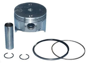 Picture of PISTON & RING ASSY EZGO  350 STANDARD