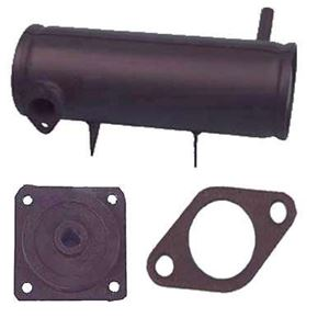 Picture for category Mufflers, Motor Mount Parts