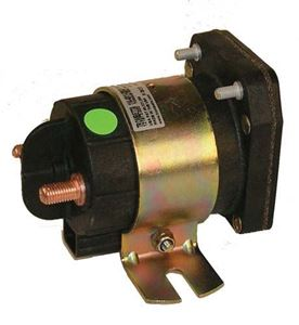 Picture of 6875 Solenoid, 48V 4P, silver YA E 07 G29