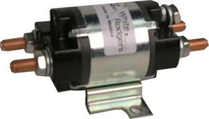 Picture of 1141 Solenoid, 36V 6P, silver YA E G1