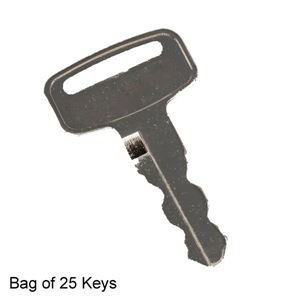 Picture of 1922 KEY-YAMAHA G11,14,16,19 ,20,21,22(PKG 25)