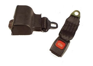 """Picture of Retractable Seat belt Std. 45"""""""