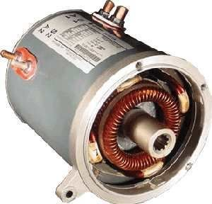 Picture for category Club Car Series Electric Motors