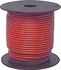 Picture of 2544 WIRE RED 10GA 100' SPOOL