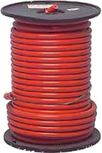 Picture of 2550 CABLE RED 6GA X 250  STRAND 100' SPOOL