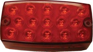 Picture of 20424 TAIL LIGHT LED MEDAL/TXT