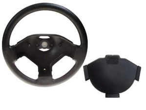 Picture of STEERING WHEEL/CARDHOLDER ASSY
