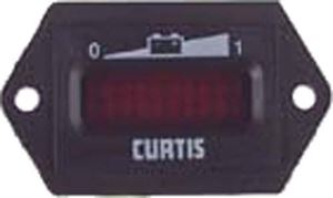 Picture of 464 GAUGE, CURTIS, BATTERY 24 VOLT