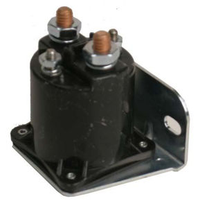 Picture of 1155 Solenoid, 36V 4P, silver (HD) EZ/ME/NR/TD