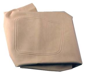 Picture of 2997 SEAT BOTTOM COVER, STONE BEIGE EZGO RXV 08+