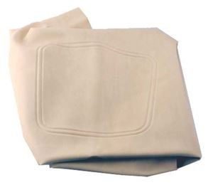 Picture of 2999 SEAT BOTTOM COVER, OYSTER EZGO RXV 08+