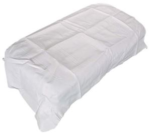 Picture of SEAT BOTTOM COVER WHITE EZ MED/TXT