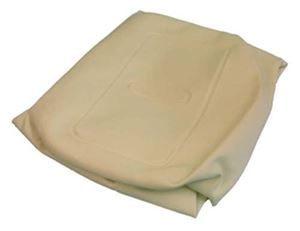 Picture of 2927 SEAT BACK COVER TAN MED/TXT