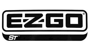 Picture of 50481 Decal side logo EZ G ST480