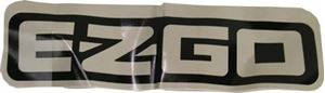 Picture of Decal (E-Z-GO) large EZ09-up  ST400