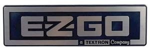Picture of NAMEPLATE, SILVER & BLACK 88UP not RXV