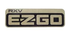 Picture of 8040 DECAL, EZGO RXV