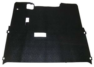 Picture of 50473 Floor mat w/Horn cutout EZ G 08-up TXT 5G