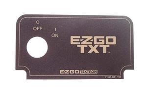 Picture of 6718 KEY SWITCH DECAL EZ TXT