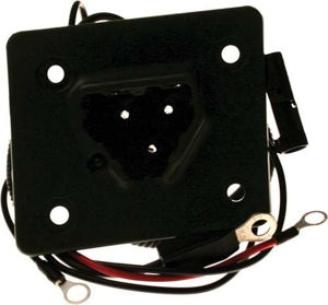 Picture of 8334 Ezgo TXT 48-Volt Charger Receptacle Years 2010-Up