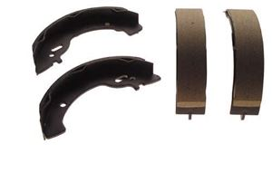 Picture of 6401 BRAKE SHOE SET (4), ST4X4