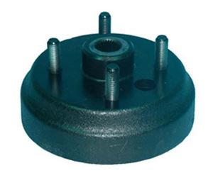 Picture of 4247 BRAKE DRUM ST350 30 tooth Spline