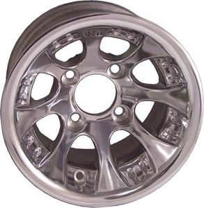 Picture of 40492 WHEEL, 10X7 CLAW, 3+4 SS POLISHED