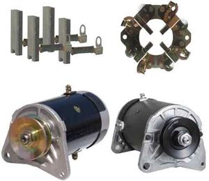 Picture for category Ezgo Starter Generators & Parts