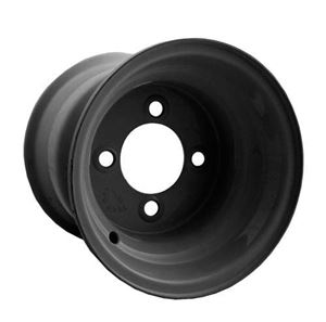 Picture of 10330 10x7 Black Steel Wheel (3:4 Offset)