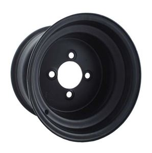 Picture of 1731 10x8 Black Steel Wheel (3:5 Offset)