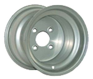 Picture of 40551 10x8 Silver Steel Wheel (3:5 Offset)