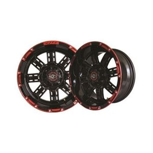 Picture of 19-039 TRANSFORMER 12x7 Black/Red