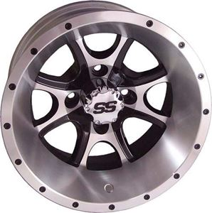 Picture of 40834 WHEEL, 12X7 TREMOR, 3+4 SS MFB