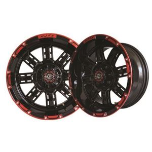 Picture of 19-040 TRANSFORMER 14x7 Black/Red