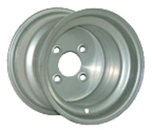 Picture of 40559 8x7 Silver Steel Wheel (2:5 Offset)