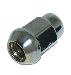 """Picture of 40505 LUG NUT, 1/2; 3/4 HEX, 1.88"""" LONG  (1904L)"""