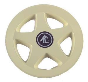 "Picture of 4695 WHEEL COVER, 8"" TC MAG BEIGE"