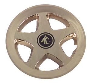 "Picture of 4697 WHEEL COVER, 8"" TC MAG GOLD (EA)"
