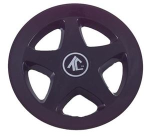 "Picture of 5031 WHEEL COVER, 8"" TC MAG BLACK (EA)"