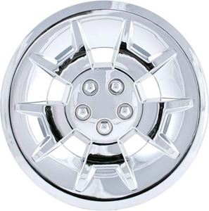 "Picture of 6903 WHEEL COVER, 10"" DEMON CHROME"