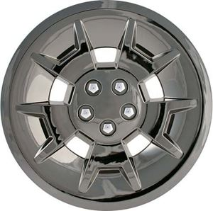 "Picture of 6904 WHEEL COVER, 10"" DEMON BLACK CHROME"
