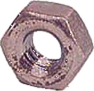 Picture of 1678 HEX NUT 1/4-28  CO (BAG 20)