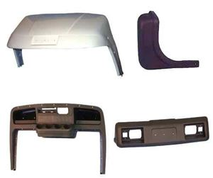 Picture for category Bumpers, Body Trim & Parts (Ezgo)