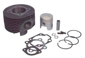 Picture of CYLINDER/PISTON ASSY CO 4550