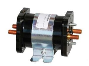 Picture of Solenoid, 36V 6P, silver (586) CO/TD