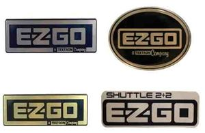 Picture for category Factory Name Plates (Ezgo)