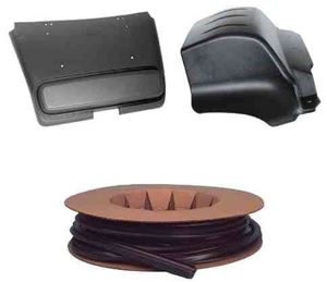 Picture for category Front Bumpers & Shields (Ezgo)